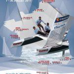 Dessin manga Arzon tour France voile