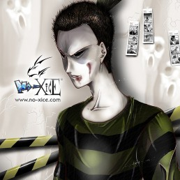 cheloux zombie sanlee noxice manga
