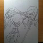 artwork sanlee crayonné anamnesis