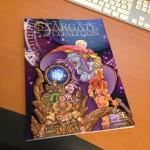 Couverture manuel papier Stargate Coalition