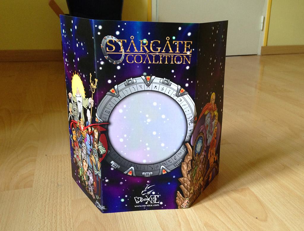 Écran MJ Stargate Coalition