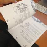 Intérieur manuel papier Stargate Coalition