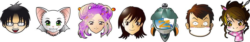 dessinateurs manga noxice dessin