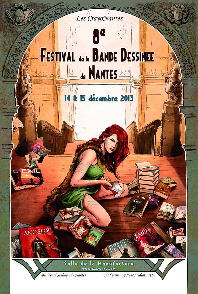 Festival CrayoNantes 2013 Nantes Manufacture No-Xice© BD