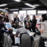 Atelier dessin manga papeterie Nantes Hélio par le fanzine No-Xice©