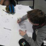 Atelier dessin manga Nantes Hélio par le fanzine No-Xice© Elairin