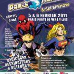 Convention Paris Manga 11 | PM février 2011 | Fanzine No-Xice© Nantes