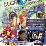 Convention Paris Manga 13 | PM février 2012 | Fanzine No-Xice© Nantes