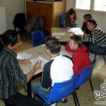 Atelier de dessin manga à la bibliothèque d'Oudon en 2008, par No-Xice©