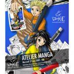 Cours de dessin manga à Herbignac par l'équipe No-Xice©