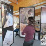 Apprendre le dessin manga à Quimper par le fanzine No-Xice© Nantes