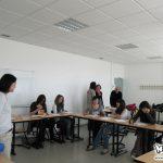 Atelier manga au lycée Aristide Briand et lycée professionnel Brossaud-Blancho à St-Nazaire en 2011 par No-Xice©