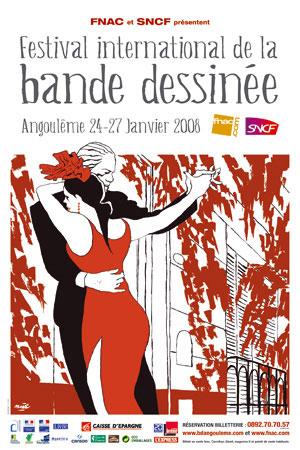 Festival de la BD d'Angoulême 2008, fanzine No-Xice©