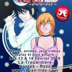 Convention manga cosplay Japan Tide 1 No-Xice© fanzine Nantais