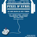 Convention jeux vidéo cosplay Pixel d'Avril 2 No-Xice© fanzine Nantais