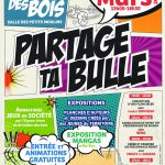 Partage ta Bulle 2018 festival BD No-Xice©